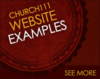 Church website examples