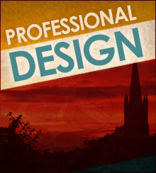 Professional designers raise your church website to new levels